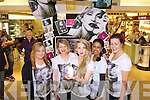 The Launch of ''Truth or Dare'' by Madonna in CH Chemists, Tralee on Friday, with promotions on Friday and Saturday. Pictured are CH staff: Sharon Howard, Breda Furlong, Amy Harnett, Betesaida Hailegeorgis and Sarah Sullivan.