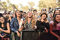 SAN FRANCISCO, CALIFORNIA - AUGUST 09: Fans / Atmosphere during the 2019 Outside Lands music festival at Golden Gate Park on August 09, 2019 in San Francisco, California. Photo: imageSPACE/MediaPunch<br /> CAP/MPI/ISAB<br /> ©ISAB/MPI/Capital Pictures