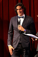 Edinson Cavani (PSG)<br /> Napoli 06-06-2017  Napoli Hotel Continental<br /> Premio Football Leader 2017 - I migliori votano i migliori<br /> Football Leader 2017 Award - The best vote the best<br /> Foto Cesare Purini / Insidefoto