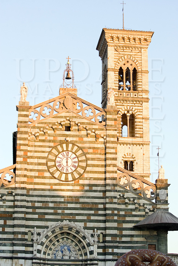 Il Duomo di Prato.<br /> The Cathedral of Prato.<br /> UPDATE IMAGES PRESS/Riccardo De Luca