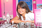 Tanya Murphy, proprietor of All About You Beauty Salon in Abbeyfeale.   Copyright Kerry's Eye 2008