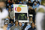 17 October 2015: A UNC play calling card. The University of North Carolina Tar Heels hosted the Wake Foresst University Demon Deacons at Kenan Memorial Stadium in Chapel Hill, North Carolina in a 2015 NCAA Division I College Football game. UNC won the game 50-14.
