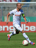 FUSSBALL  DFB POKAL        SAISON 2012/2013 SpVgg Unterchaching - 1. FC Koeln  18.08.2012 Miso Brecko (1. FC Koeln)