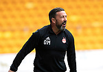 St Johnstone v Aberdeen&hellip;15.09.18&hellip;   McDiarmid Park     SPFL<br />Derek McInnes goes nuts after his side were denied a late penalty<br />Picture by Graeme Hart. <br />Copyright Perthshire Picture Agency<br />Tel: 01738 623350  Mobile: 07990 594431