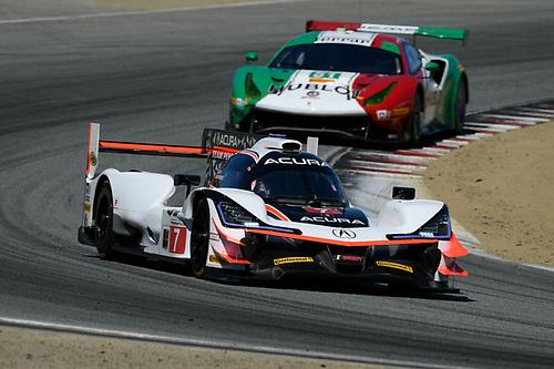#7 Acura Team Penske Acura DPi, P: Helio Castroneves, Ricky Taylor