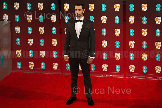 Riz Ahmed.<br />