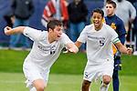 Cal vs UW Men's Soccer 11/10/13