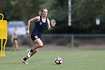 CARY, NC - AUGUST 24: Samantha Mewis. The North Carolina Courage held a training session on August 24, 2017, at WakeMed Soccer Park Field 7 in Cary, NC.