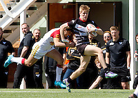Broncos No 5 action during the U19's game between London Broncos and Catalans at Ealing Trailfinders, Ealing, on Sun May 1, 2016