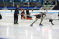 SPEEDSKATING: HEERENVEEN: 06-11-2017, IJsstadion Thialf, Topsporttraining World Cup, ©foto Martin de Jong