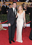 Jon Hamm and Jennifer Westfeldt at 19th Annual Screen Actors Guild Awards® at the Shrine Auditorium in Los Angeles, California on January 27,2013                                                                   Copyright 2013 Hollywood Press Agency