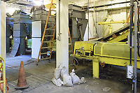 GNHWPCA East Street Grit Collector. Pre-construction views of key areas for Contractor: Northeast Water. East Street WPAF Grit Collector Systems