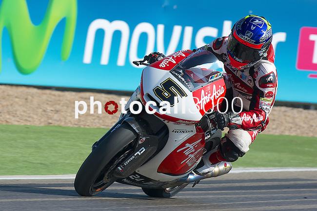 Gran Premio Movistar de Aragón<br /> during the moto world championship in Motorland Circuit, Aragón<br /> Johann zarco<br /> PHOTOCALL3000