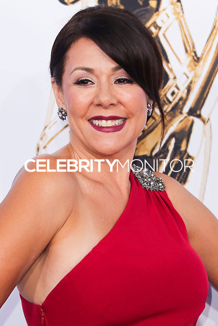 PASADENA, CA, USA - OCTOBER 10: Patricia Rae arrives at the 2014 NCLR ALMA Awards held at the Pasadena Civic Auditorium on October 10, 2014 in Pasadena, California, United States. (Photo by Celebrity Monitor)