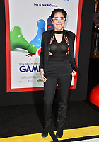 Gaby Dunn at the premiere for &quot;Game Night&quot; at the TCL Chinese Theatre, Los Angeles, USA 21 Feb. 2018<br /> Picture: Paul Smith/Featureflash/SilverHub 0208 004 5359 sales@silverhubmedia.com