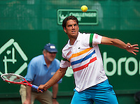 14-07-13, Netherlands, Scheveningen,  Mets, Tennis, Sport1 Open, day seven final, Jesse Huta Galung (NED)<br /> <br /> <br /> Photo: Henk Koster