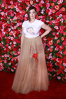 NEW YORK, NY - JUNE 10: Rachel Bloom at the 72nd Annual Tony Awards at Radio City Music Hall in New York City on June 10, 2018. <br /> CAP/MPI99<br /> &copy;MPI99/Capital Pictures