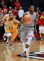 Mens Basketball CBI Tourney 2nd Round vs. Vermont