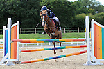 12/09/2015 - Class 5 - British Showjumping Juniors - Brook Farm Training Centre