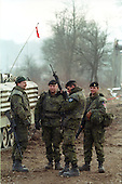 War in Bosnia, Danish soldiers at the camp in Doboj.Photo:Thomas Sjørup © 2006