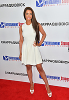 Syd Wilder at the premiere for &quot;Chappaquiddick&quot; at the Samuel Goldwyn Theatre, Los Angeles, USA 28 March 2018<br /> Picture: Paul Smith/Featureflash/SilverHub 0208 004 5359 sales@silverhubmedia.com