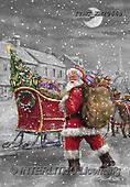 Marcello, CHRISTMAS SANTA, SNOWMAN, WEIHNACHTSMÄNNER, SCHNEEMÄNNER, PAPÁ NOEL, MUÑECOS DE NIEVE, paintings+++++,ITMCXM2066A,#X#