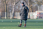 11.01.2018, Trainingsgelaende, Bremen, GER, 3.FBL, Training Werder Bremen II<br /> <br /> im Bild<br /> Oliver Zapel (Trainer SV Werder Bremen II), <br /> <br /> Foto &copy; nordphoto / Ewert