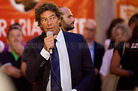Fausto Torta - Politician, speaking on behalf of the Mayor of Palermo Leoluca Orlando.<br />