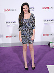 LOS ANGELES, CA - December 18: Ryan Newman arrives at Justin Bieber`s Believe World Premiere held at The Premiere House at Regal Cinemas L.A. Live in Los Angeles, California on December 18,2013                                                                               © 2013 Hollywood Press Agency