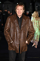 "LONDON, UK. March 08, 2019: Rhys Ifans arriving for the premiere of ""The White Crow"" at the Curzon Mayfair, London.<br /> Picture: Steve Vas/Featureflash"