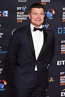Brian O'Driscoll<br /> arriving for the BT Sport Industry Awards 2018 at the Battersea Evolution, London<br /> <br /> ©Ash Knotek  D3399  26/04/2018