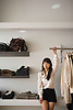 """Owner Heiji Choy Black at Hejfina, her """"lifestyle boutique"""" in the Wicker Park neighborhood of Chicago. Photo by Kevin J. Miyazaki/Redux"""
