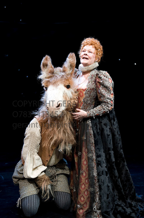 A Midsummer Nights Dream By William Shakespearedirected Peter HallWith Judi Dench