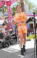 18 May 2019 - Las Vegas, NV - Fletcher. Fletcher performs at Flamingo Las Vegas' Go Pool Dayclub. <br /> CAP/ADM/MJT<br /> © MJT/ADM/Capital Pictures
