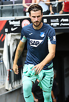 Harvard Nordveit (TSG 1899 Hoffenheim) - 18.08.2019: Eintracht Frankfurt vs. TSG 1899 Hoffenheim, Commerzbank Arena, 1. Spieltag Saison 2019/20 DISCLAIMER: DFL regulations prohibit any use of photographs as image sequences and/or quasi-video.