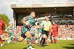 120512 Leicester Tigers v Saracens
