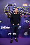 Ramon Fuentes attends to Avengers Endgame premiere at Capitol cinema in Madrid, Spain. April 23, 2019. (ALTERPHOTOS/A. Perez Meca)