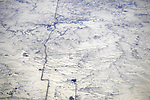 South Dakota Wintery Plains