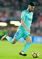FC Barcelona's Andre Gomes during La Liga match. October 28,2017. (ALTERPHOTOS/Acero) /NortePhoto.com