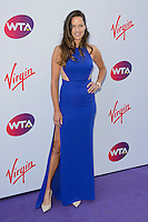Ana Ivanovich at WTA Pre-Wimbledon Party at Kensignton Roof Gardens, London.<br /> June 25, 2015  London, UK<br /> Picture: Dave Norton / Featureflash