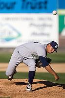 July 18, 2010: Eugene Emeralds pitcher Deiber Sanchez (#29) during a Northwest League game against the Everett AquaSox at Everett Memorial Stadium in Everett, Washington.