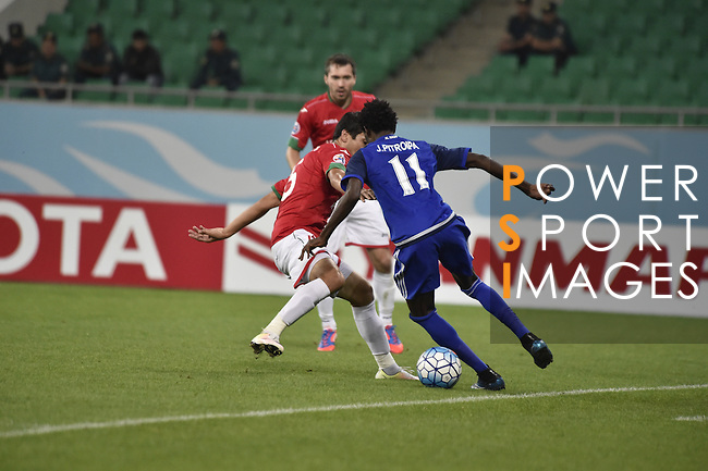LOKOMOTIV (UZB) vs AL NASR (UAE) during the 2016 AFC Champions League Group A Match Day 6 match on 04 May 2016 in Tashkent, Uzbekistan.