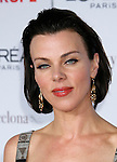 """Actress Debi Mazar arrives at The Los Angeles Premiere of """"Vicky Cristina Barcelona"""" at the Mann Village Theatre on August 4, 2008 in Westwood, California."""