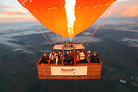 20130717 July 17 Hot Air Balloon Gold Coast