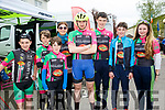 At the  John Drumm Cycle Race, Currow on Sunday were Ethan Slattery, Louie Stedman, Luke Kissane, Pauline Russell, Robbie Walsh, Patrick Galvin, Shane Galvin and Ailbhe Russell Kissane
