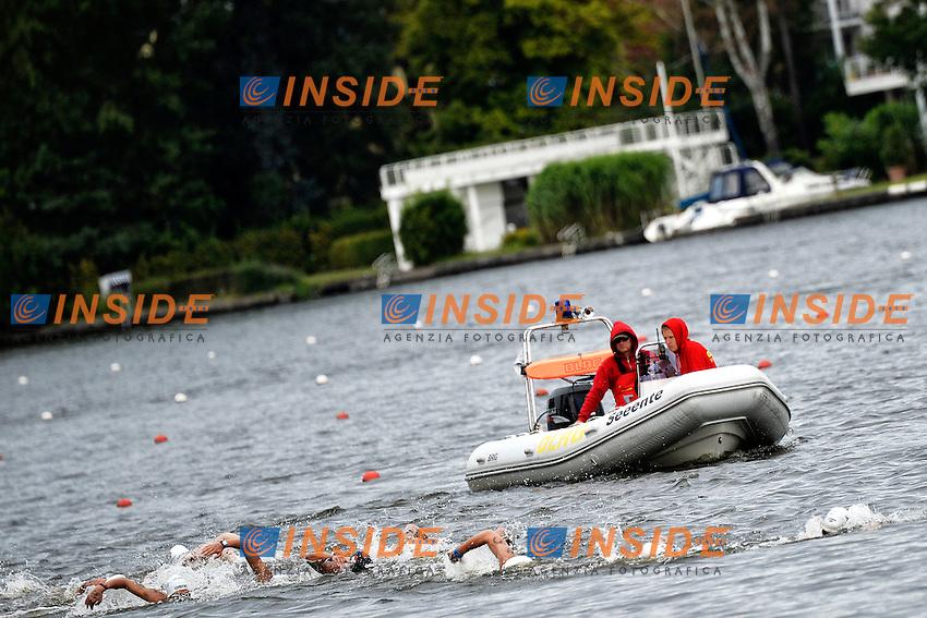 Men <br /> Open Water 25Km <br /> 32nd LEN European Championships  <br /> Berlin, Germany 2014  Aug.13 th - Aug. 24 th<br /> Day05 - Aug. 17<br /> Photo Andrea Staccioli/Deepbluemedia/Insidefoto