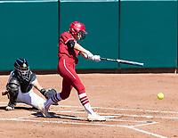 Stanford Softball vs Oregon, March 30, 2019