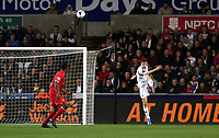 Pictured: Ben Davies (R). <br />