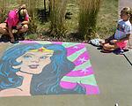 Bondurant Sidewalk Chalk 7-7-17