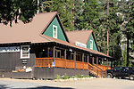 New lodge at Kennedy Meadows